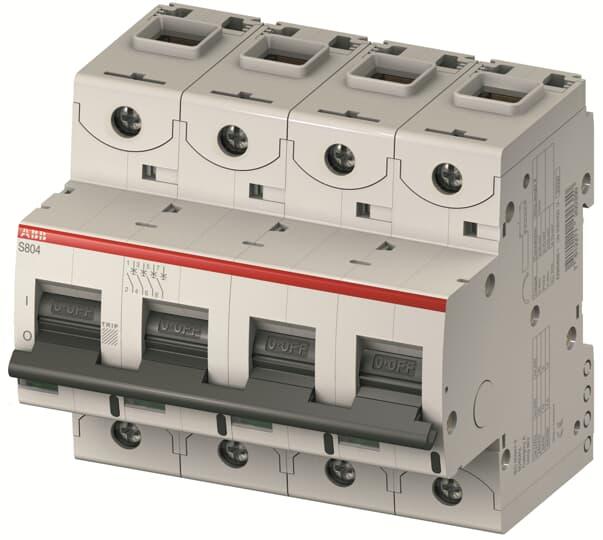 ABB S804U-UCZ40 S804U-UC MCB 4P Z 40A