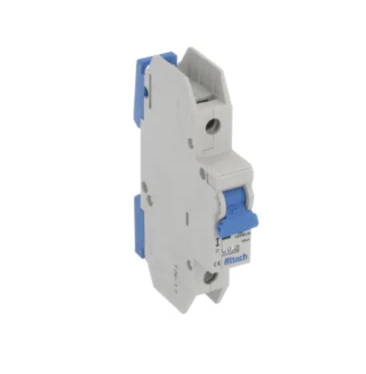 Altech Corp. 1DU8L Circuit Breaker 8A, 1 Pole, 277V AC, UL489